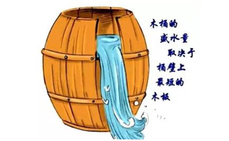 """木桶定律:加长所有的""""短板"""""""