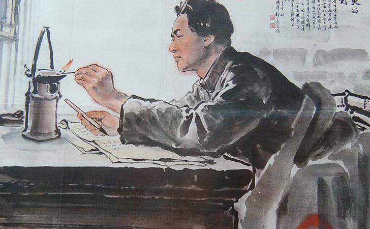 毛泽东经典语录_名言_名句