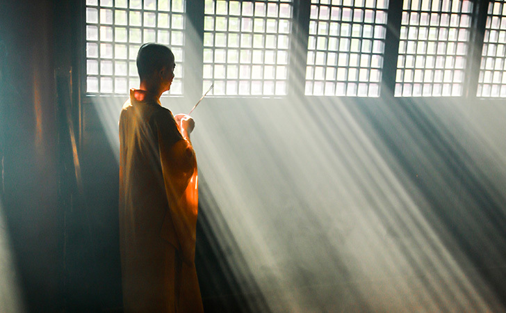 佛教怎样解决或摆脱性欲望?