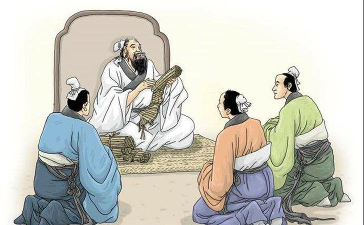 孔子与公子荆,公子荆对待财富的心态